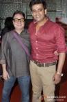 Vinay Pathak And Ravi Kishan At Launch of Bajatey Raho First Look