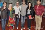 Vinay Pathak, Dolly Ahluwalia, Ranvir Shorey, Krishika Lulla And Ravi Kishan At Launch of Bajatey Raho First Look