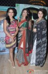 Vishakha Singh, Paoli Dam And Tisca Chopra At Premiere of film 'Ankur Arora Murder Case'