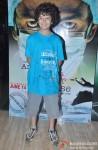 Vishesh Tiwari At Premiere of film 'Ankur Arora Murder Case'