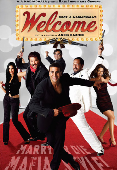Welcome Movie Poster