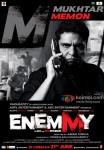 Zakir Hussain in Enemmy Movie Poster