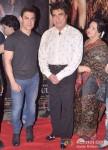 Aamir Khan And Raj Babbar At Issaq Movie Premiere