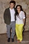 Aamir Khan And Rani Mukerji Attend 'Ship Of Theseus' Screening