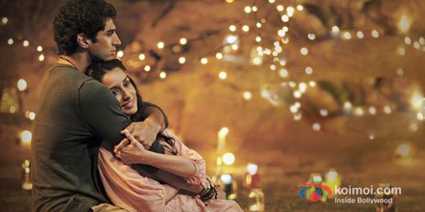 Aditya Roy Kapoor and Shraddha Kapoor in Aashiqui 2 Movie Stills