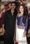 Akshay Kumar And Sonakshi Sinha promote 'Once Upon A Time In Mumbaai Dobaara' Pic 2