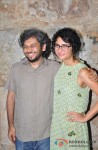 Anand Gandhi And Kiran Rao Attend 'Ship Of Theseus' Screening