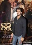 Arjan Bajwa At Issaq Movie Premiere