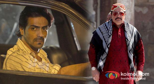 Arjun Rampal And Rishi Kapoor in D Day Movie Stills