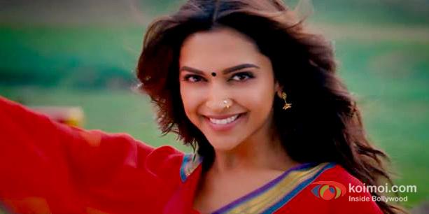 Deepika Padukone in Chennai Express Movie Stills