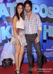 Ileana D'Cruz And Shahid Kapoor Promote Phata Poster Nikhla Hero
