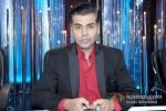 Karan Johar on the sets of 'Jhalak Dikhla Ja'