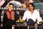 Kareena Kapoor And Arjun Rampal At Launch of Raghupati Raghav song from 'Satyagraha'