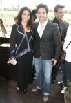 Krishika Lulla And Tusshar Kapoor Promote Bajatey Raho In Delhi