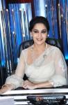 Madhuri Dixit on the sets of 'Jhalak Dikhla Ja'