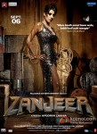 Mahie Gill in Zanjeer 2013 Movie Poster
