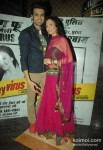 Manish Paul And Elli Avram At First Look launch of 'Mickey Virus' Pic 1