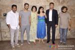 Mukesh Shah, Sohum Shah, Kiran Rao, Aida El Kashef, Neeraj Kabi And Anand Gandhi Attend 'Ship Of Theseus' Screening