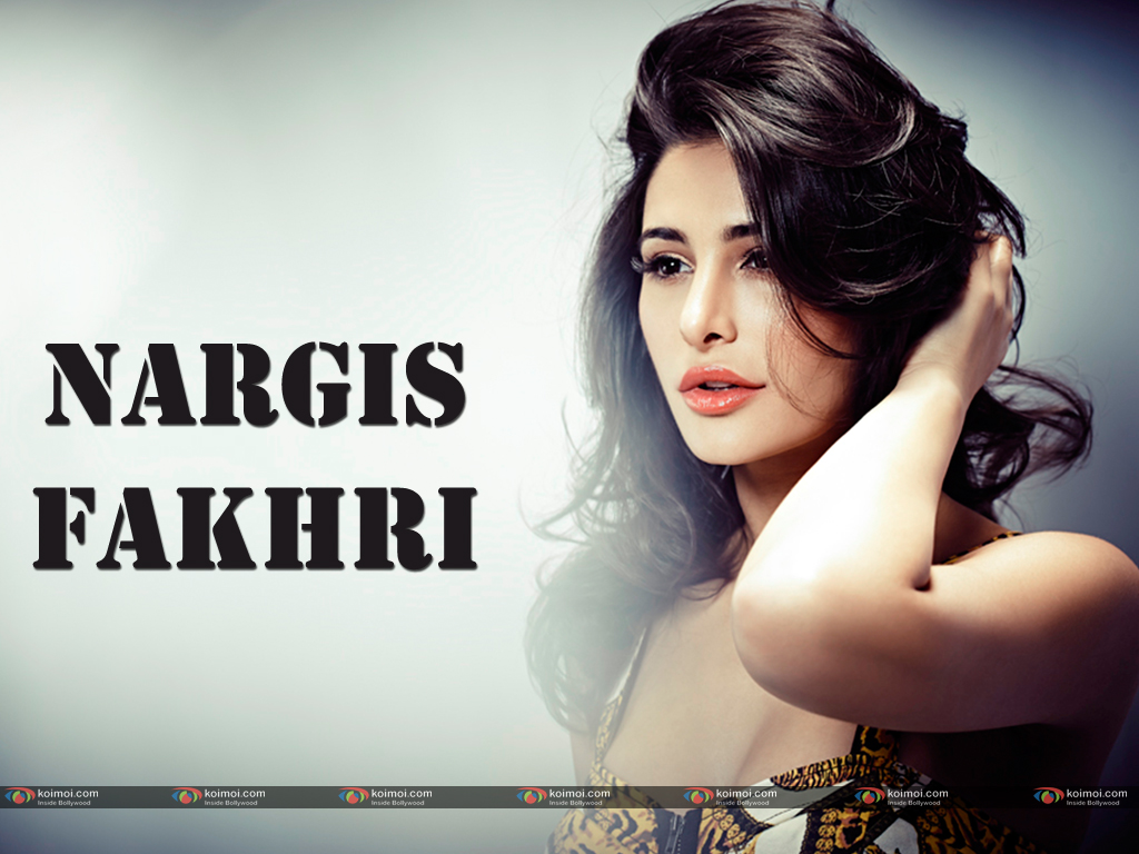 Nargis Fakhri Wallpaper 1