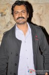 Nawazuddin Siddiqui Attends 'Ship Of Theseus' Screening