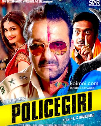 Policegiri Movie Poster