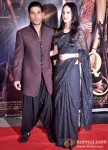 Prateik Babbar And Amyra Dastur At Issaq Movie Premiere Pic 1