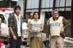 Ranbir Kapoor, Neetu Singh Kapoor and Rishi Kapoor in Besharam Movie Stills