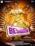 Ranbir Kapoor in Besharam Movie Poster 3