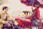 Ranveer Singh And Sonakshi Sinha On The Sets Of 'Lootera'