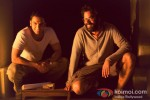 Ranveer Singh And Vikramaditya Motwane On The Sets Of 'Lootera' Pic 2