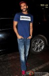 Ranveer Singh Attend Lootera's Success Party