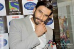 Ranveer Singh Promotes Lootera on the sets of Indian Idol Junior Pic 1
