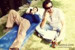 Ranveer Singh And Vikramaditya Motwane On The Sets Of 'Lootera' Pic 4