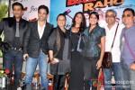 Ravi Kishan, Tusshar Kapoor, Dolly Ahluwalia, Vishakha Singh, Krishika Lulla, Shashant A Shah And Vinay Pathak Promote Bajatey Raho In Delhi Pic 1