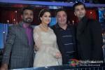 Remo D'souza, Madhuri Dixit, Rishi Kapoor And Karan Johar Promote D-Day Movie on the sets of 'Jhalak Dikhla Ja'