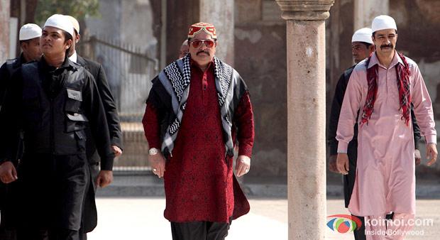 Rishi Kapoor in D Day Movie Stills