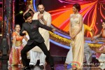 Rohit Shetty, Shah Rukh Khan And Deepika Padukone Promote Chennai Express On Indian Idol Junior
