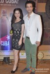 Sanjeeda And Aamir Ali at Boro Plus Gold Awards 2013