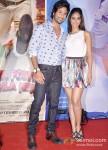 Shahid Kapoor And Ileana D'Cruz Promote Phata Poster Nikhla Hero