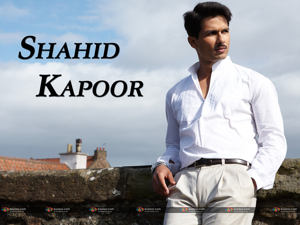 Shahid Kapoor Wallpaper 3