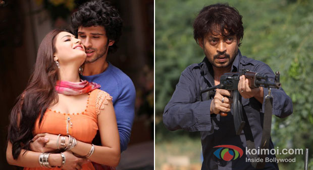 Shruti Haasan And Girish Kumar in Ramaiya Vastavaiya And Irrfan Khan in D Day Movie Stills