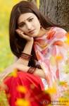 Shruti Haasan gives a baffled romantic look