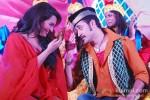 Sonakshi Sinha And Imran Khan at Launch of Tayyab Ali Song from Once Upon A Time In Mumbaai Dobaara! Pic 4