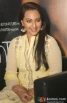 Sonakshi Sinha At Lootera Press Conference in Delhi
