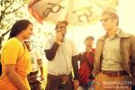 Sonakshi Sinha, Vikramaditya Motwane And Ranveer Singh On The Sets Of 'Lootera' Pic 1