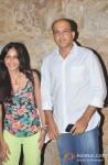 Sunita Gowariker And Ashutosh Gowariker Attend 'Ship Of Theseus' Screening