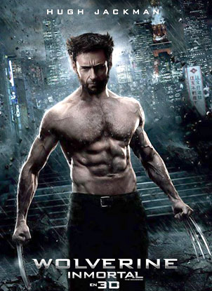 The Wolverine Movie Review (The Wolverine Movie Poster)