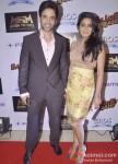 Tusshar Kapoor And Vishakha Singh At Bajatey Raho Movie Premiere