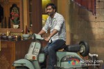 Ajay Devgn Promotes Satyagraha At 'Comedy Nights with Kapil' Pic 1