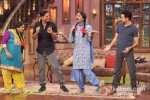 Akshay Kumar And Imran Khan Promote Once Upon A Time In Mumbaai Dobaara on 'Comedy Nights With Kapil' Pic 2